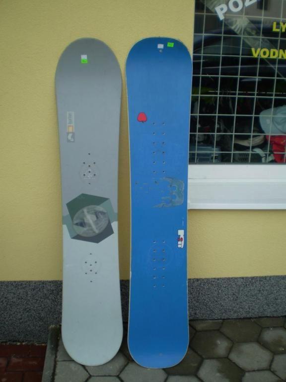 961a3b36e Snowboardy 143-155cm | i-Bazar.sk