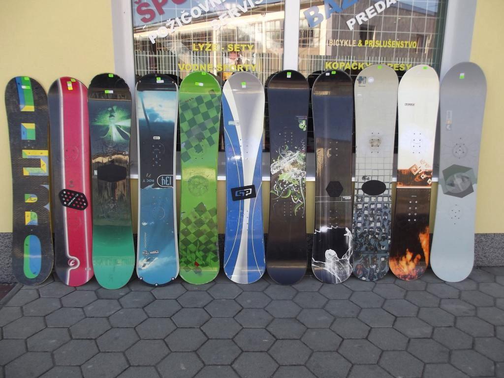 43b703a09 Snowboardy 130-143cm aSNB viazania SNB-obuv | i-Bazar.sk