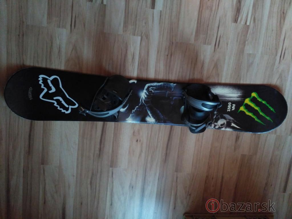 f8eef2434 Snowboard HERO s botami a viazaním | i-Bazar.sk